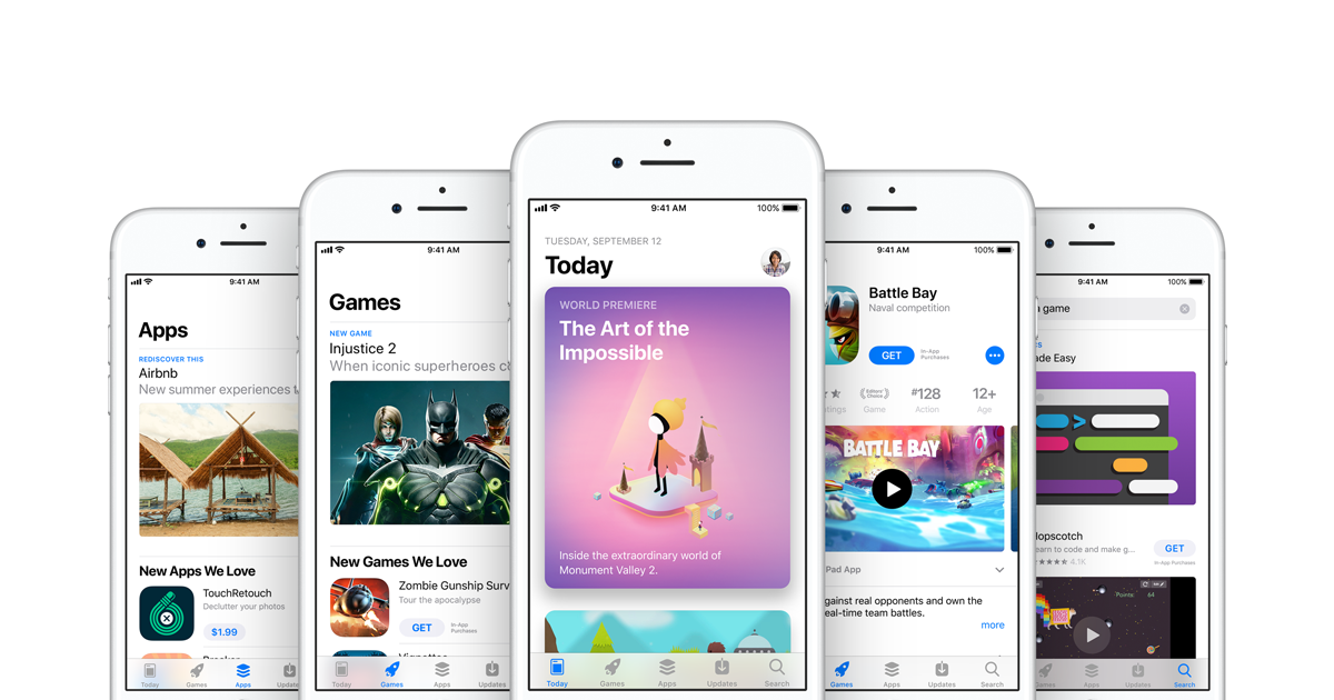 Since 2008, Apple's App Store has paid $120 billion to developers