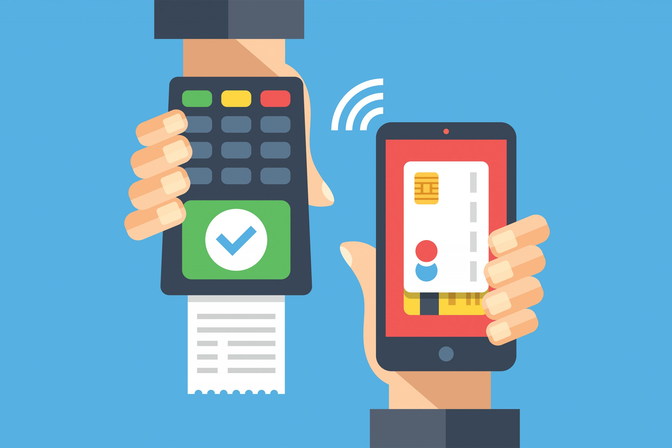 The advantages and drawbacks of cashless societies